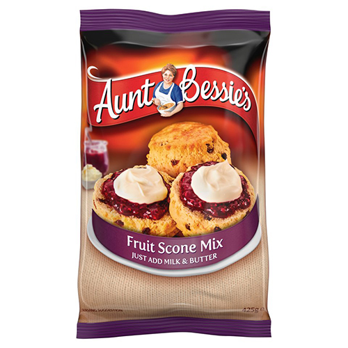 Aunt Bessies Fruit Scone Mix