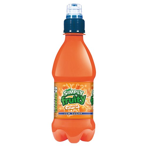Barr Simply Fruity Orange