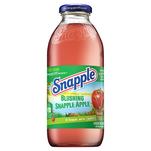 Barr Snapple NRGB Apple