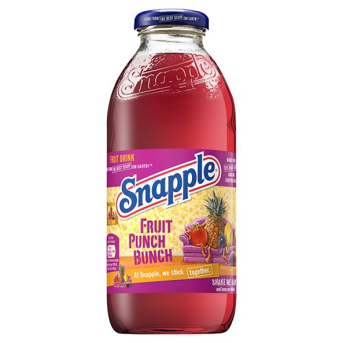 Barr Snapple NRGB Fruit Punch
