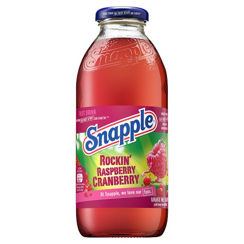 Barr Snapple NRGB Raspberry And Cranberry