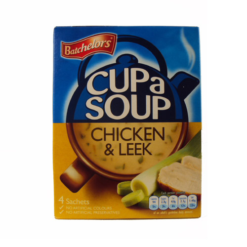 Batchelors Chicken And Leek Cup A Soup