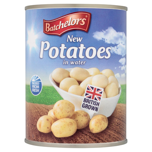 Batchelors New Potatoes In Water