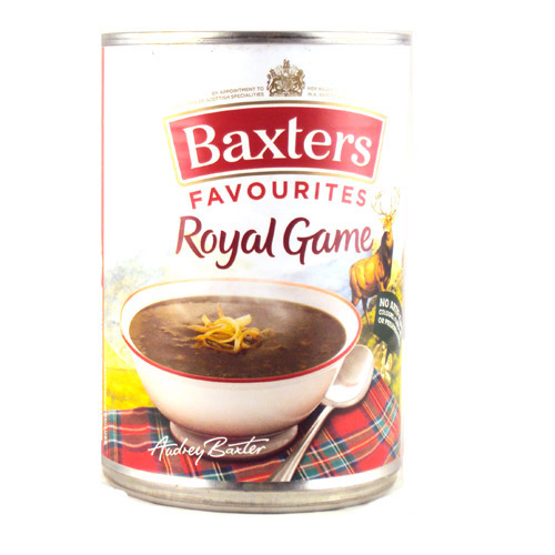 Baxters  Favourite Royal Game Soup