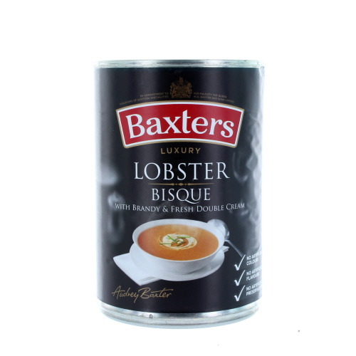 Baxters  Luxury Lobster Bisque