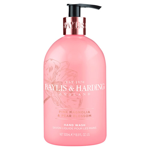 Baylis & Harding Pink Magnolia and Pear Blossom Hand Wash