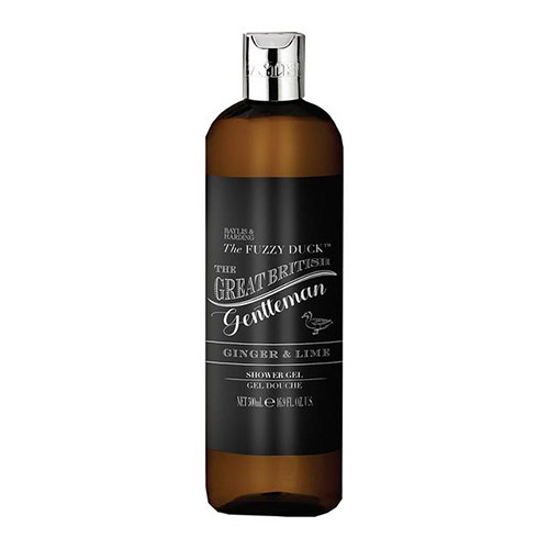 Baylis & Harding The Fuzzy Duck Men's Ginger and Lime Shower Gel