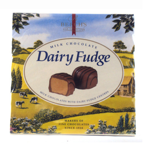 Beechs Milk Chocolate Dairy Fudge