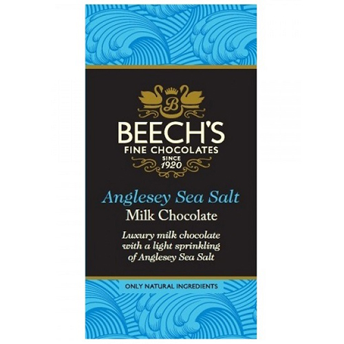 Beechs Milk Chocolate With Anglesey Sea Salt