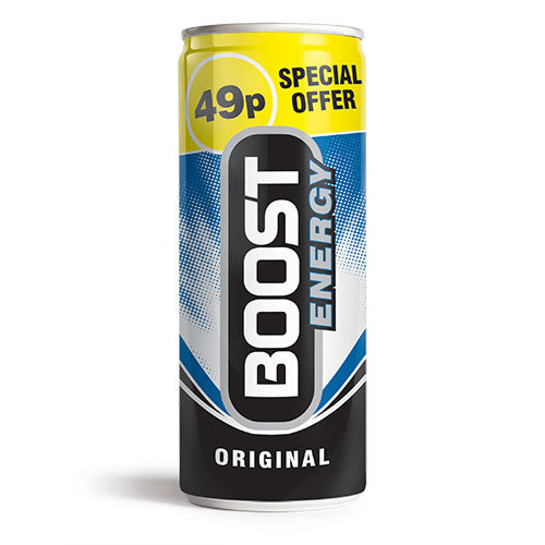Boost Energy Original Can