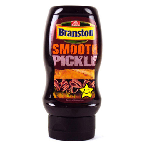 Branston Smooth Pickle Squeezy
