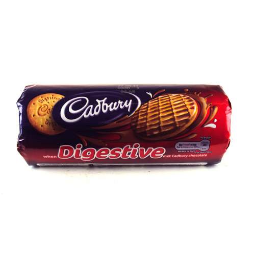 cadbury digestives I love cadbury digestive chocolates i started eating them when my father-in-law, who is british, introduced me to them back when i first met my now husband they are.