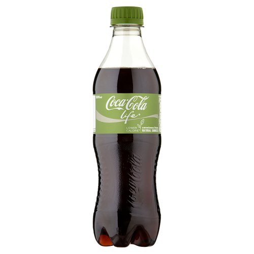 coca cola life Discover the latest news, stories and videos from coca-cola great britain on journey find nutritional information and ingredients about coca-cola's range of drinks.
