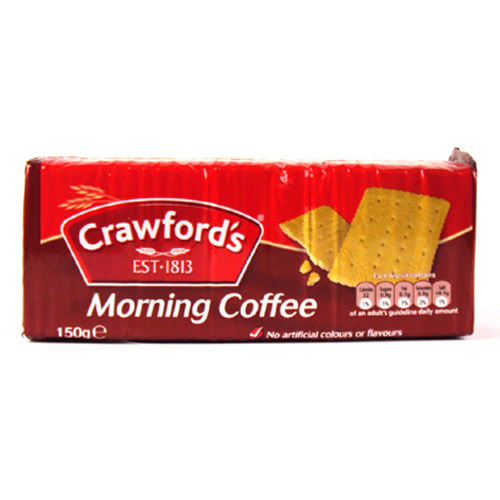 Crawfords Morning Coffee