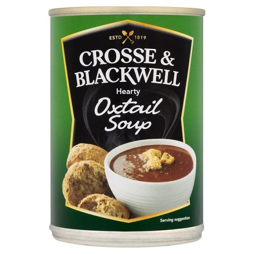 Crosse and Blackwell Oxtail Soup