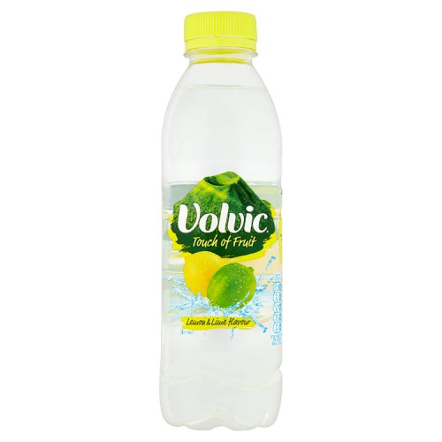 Danone Volvic Touch Of Fruit  Lemon And Lime