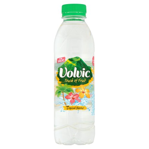 Danone Volvic Touch Of Fruit Tropical
