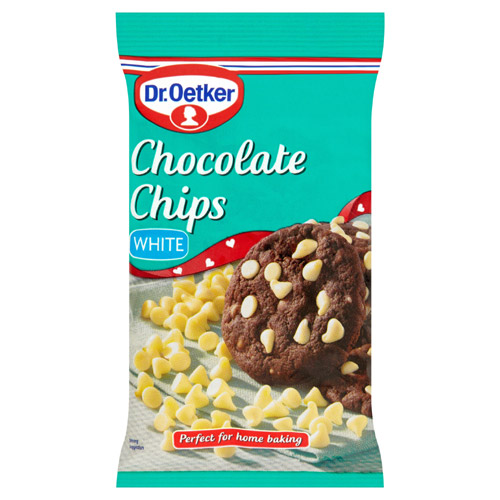 Dr Oetker Chocolate Chips White