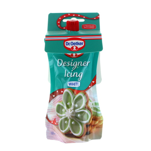 Dr Oetker Designer Icing Pouch White