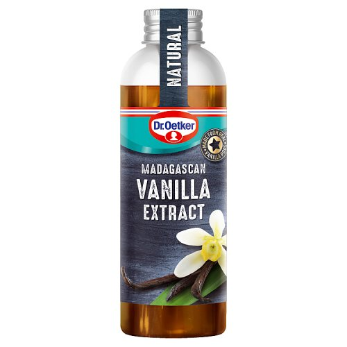 Dr Oetker Madagascan Vanilla Extract