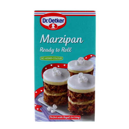 Dr Oetker Marzipan Ready To Roll
