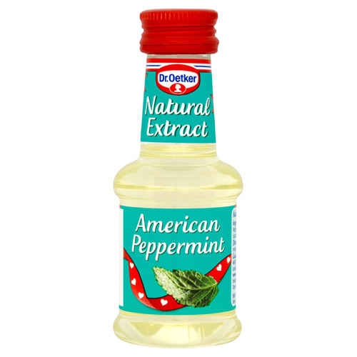 Dr Oetker Natural Extract Amercian Peppermint