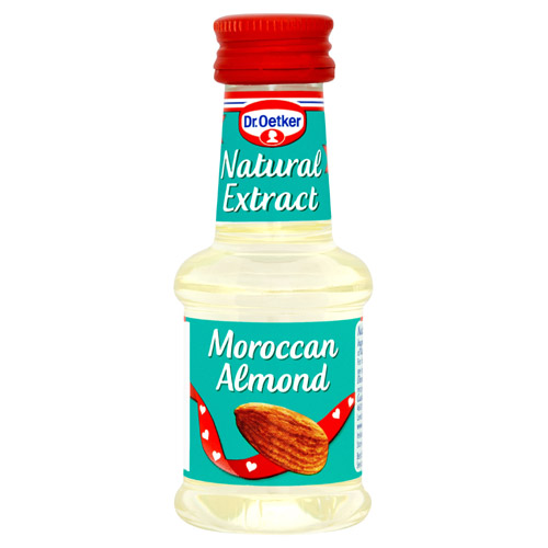 Dr Oetker Natural Extract Moroccan Almond