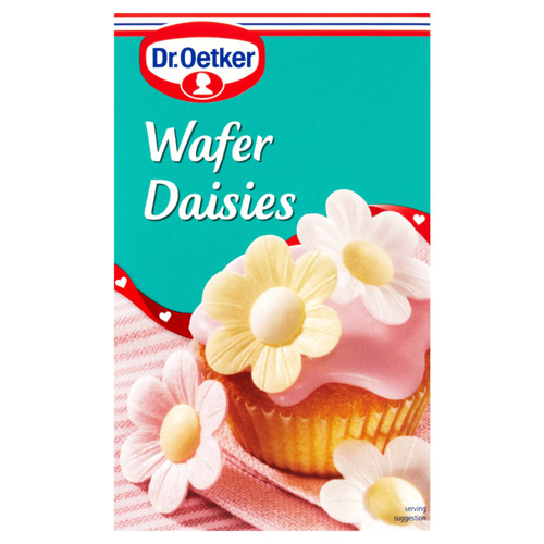 Dr Oetker Wafer Daisies Carton