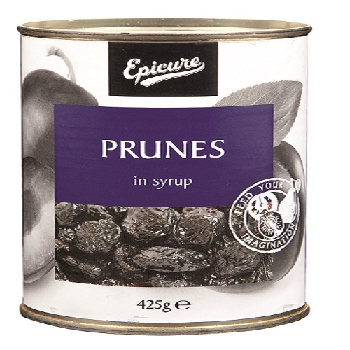 Epicure Prunes In Syrup