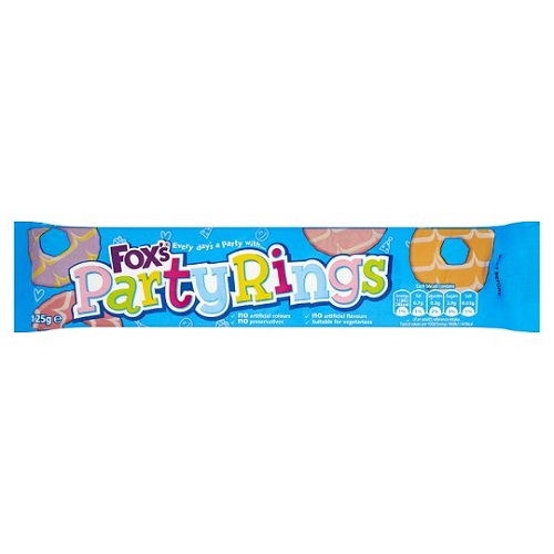 Foxs Party Rings