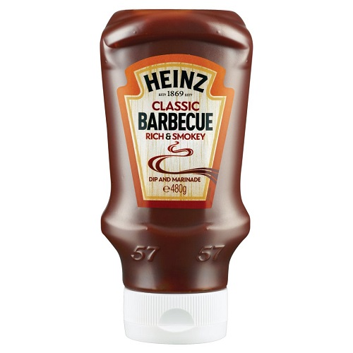 Heinz Classic Barbecue Rich And Smoky