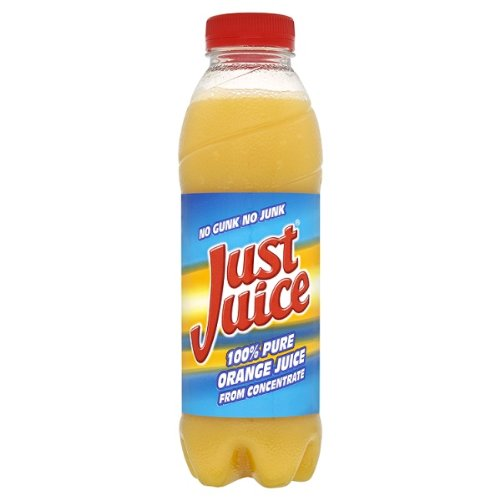 Just Juice  Orange