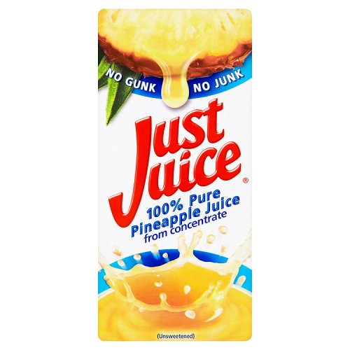 Just Juice  Pineapple
