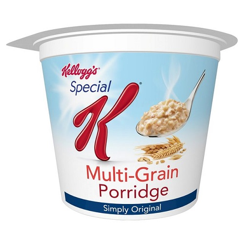 Kelloggs Special K Multi-Grain Porridge Original Pot