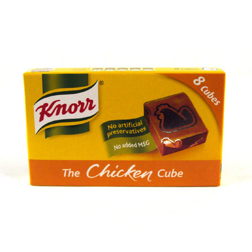 Knorr Chicken Stock Cubes 8s Box