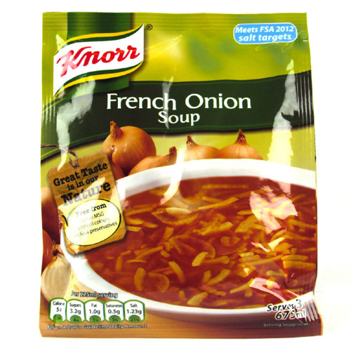 Knorr French Onion Soup Pouch