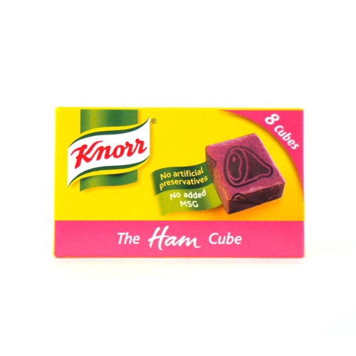 Knorr Ham Stock Cubes 8s Box