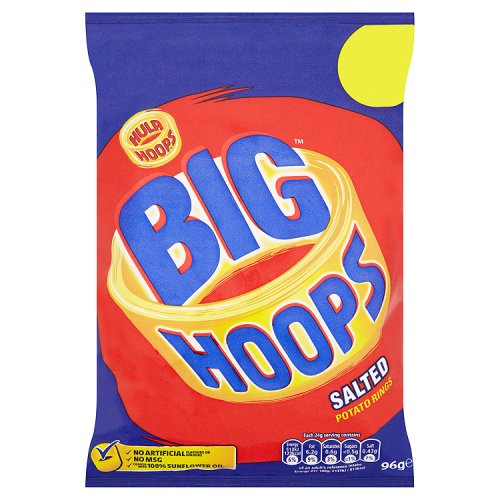 KP Hula Hoops Big Hoops Original
