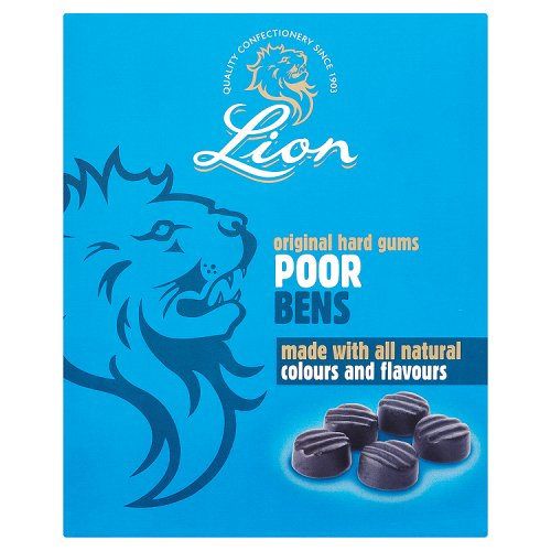 Lion Poor Bens Weigh Out Box