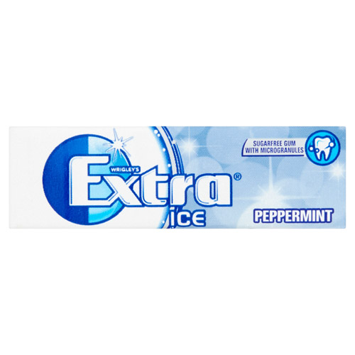 Mars Extra Ice Peppermint Sugarfree Gum