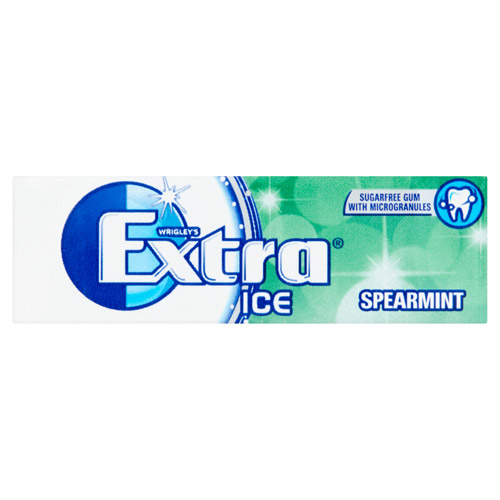 Mars Extra Ice Spearmint Sugarfree Gum