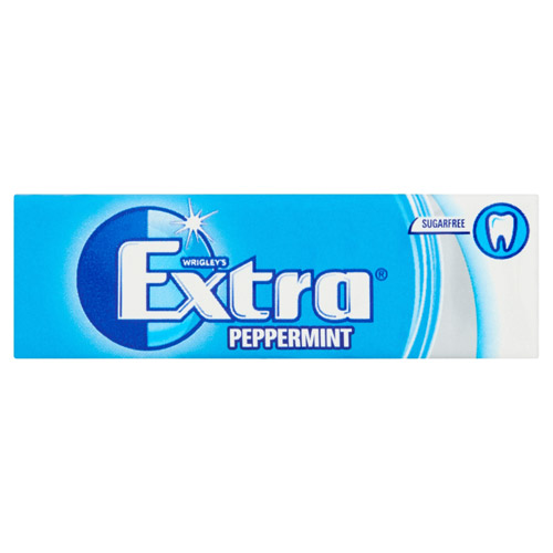 Mars Extra Peppermint Sugarfree Gum