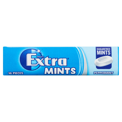 Mars Extra Peppermint Sugarfree Roll Pack Mints