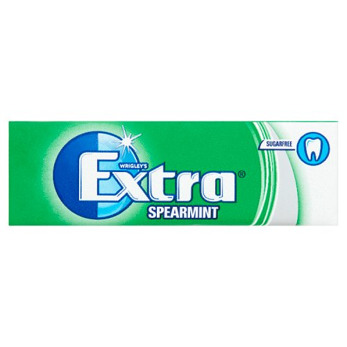 Mars Extra Spearmint Sugarfree Gum