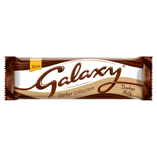Mars Galaxy Darker Milk Chocolate Bar