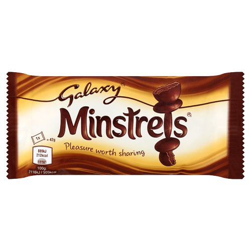 Mars Galaxy Minstrels Chocolate Bag