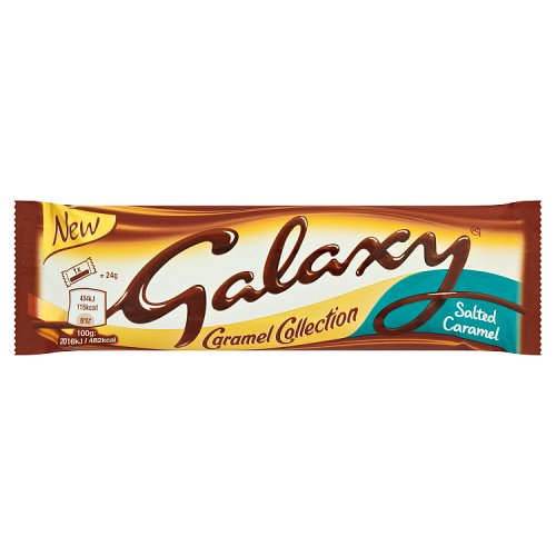 Mars Galaxy Salted Caramel Chocolate Bar