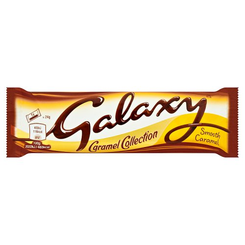 Mars Galaxy Smooth Caramel Chocolate Bar