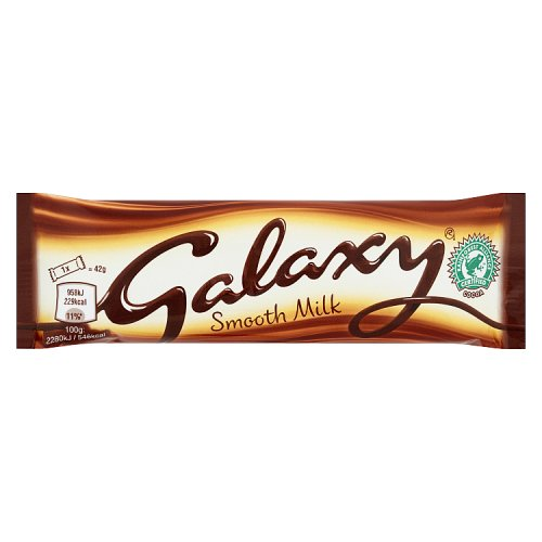Mars Galaxy Smooth Milk Chocolate Bar