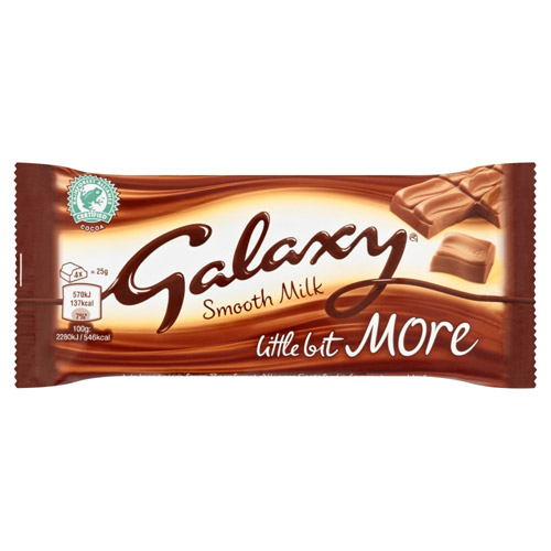 Mars Galaxy Smooth Milk Chocolate Kingsize